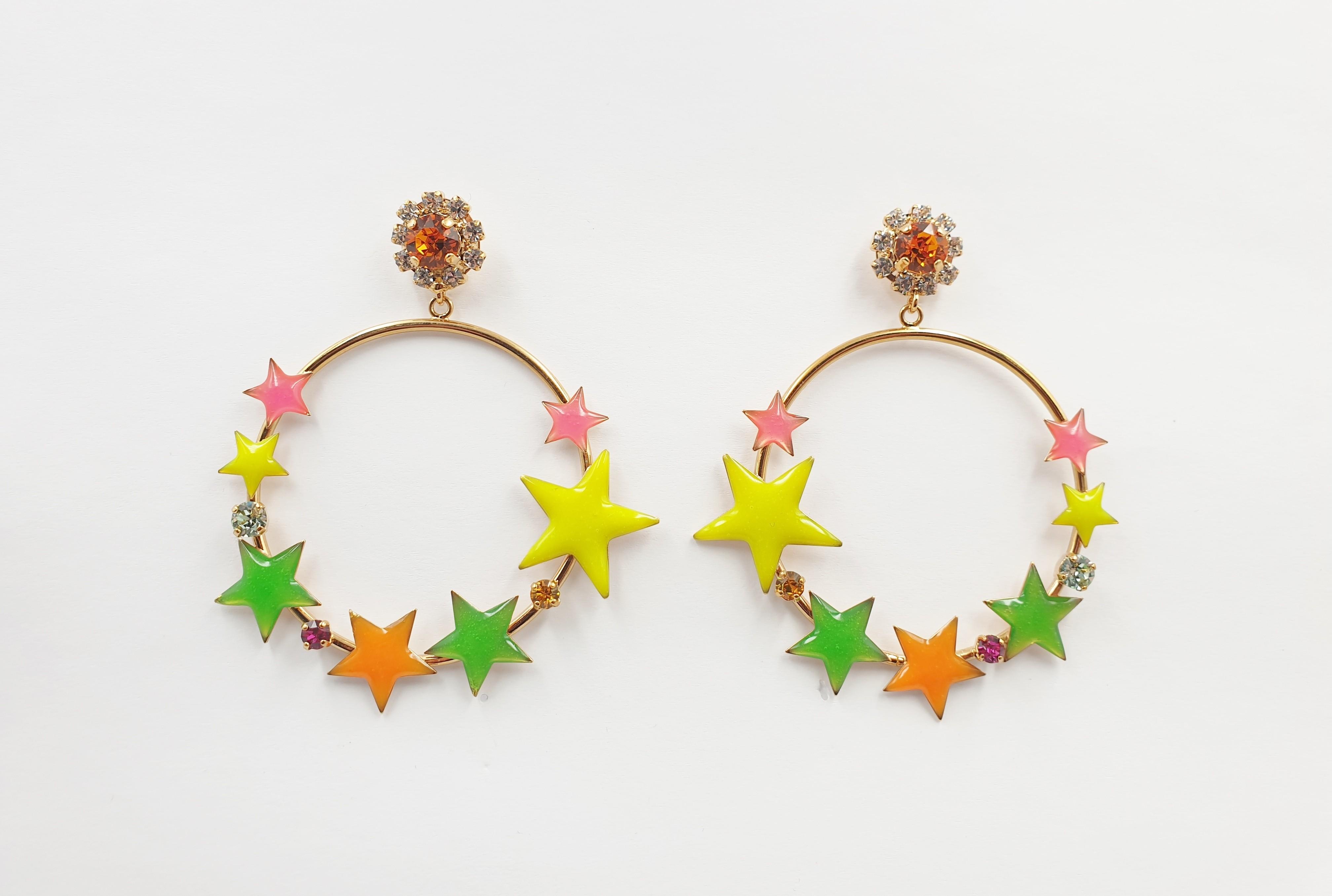 Orecchini Stars - 941