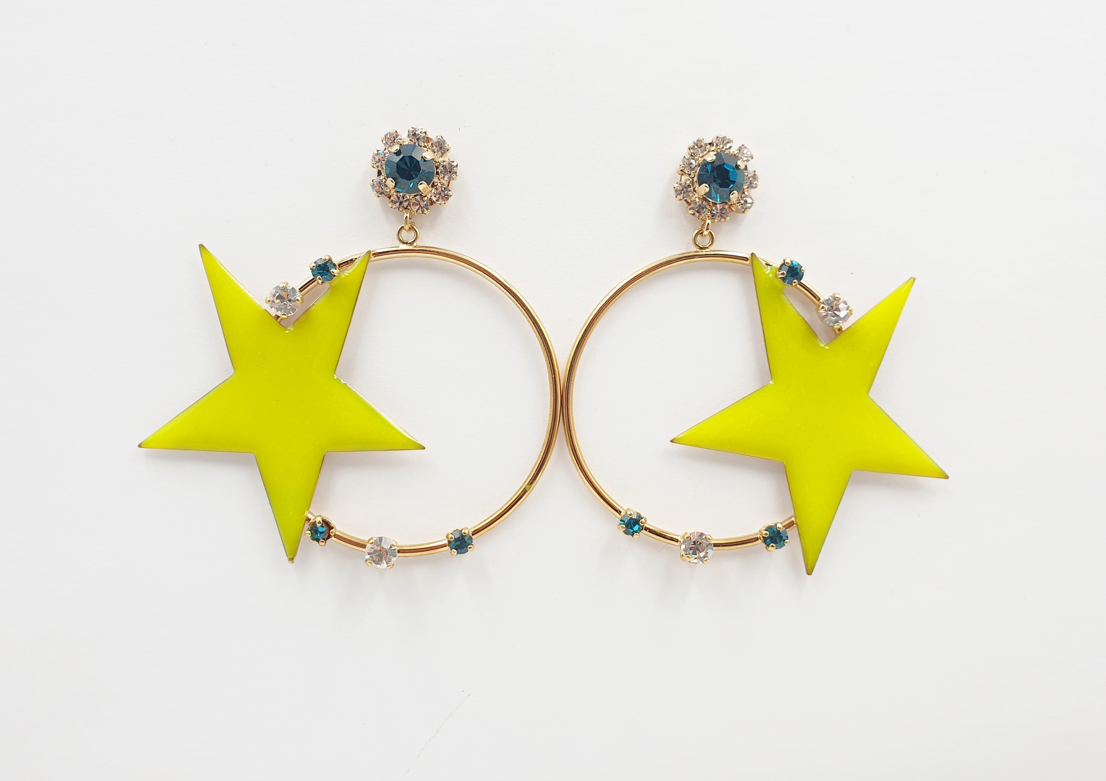Orecchini Stars - 939