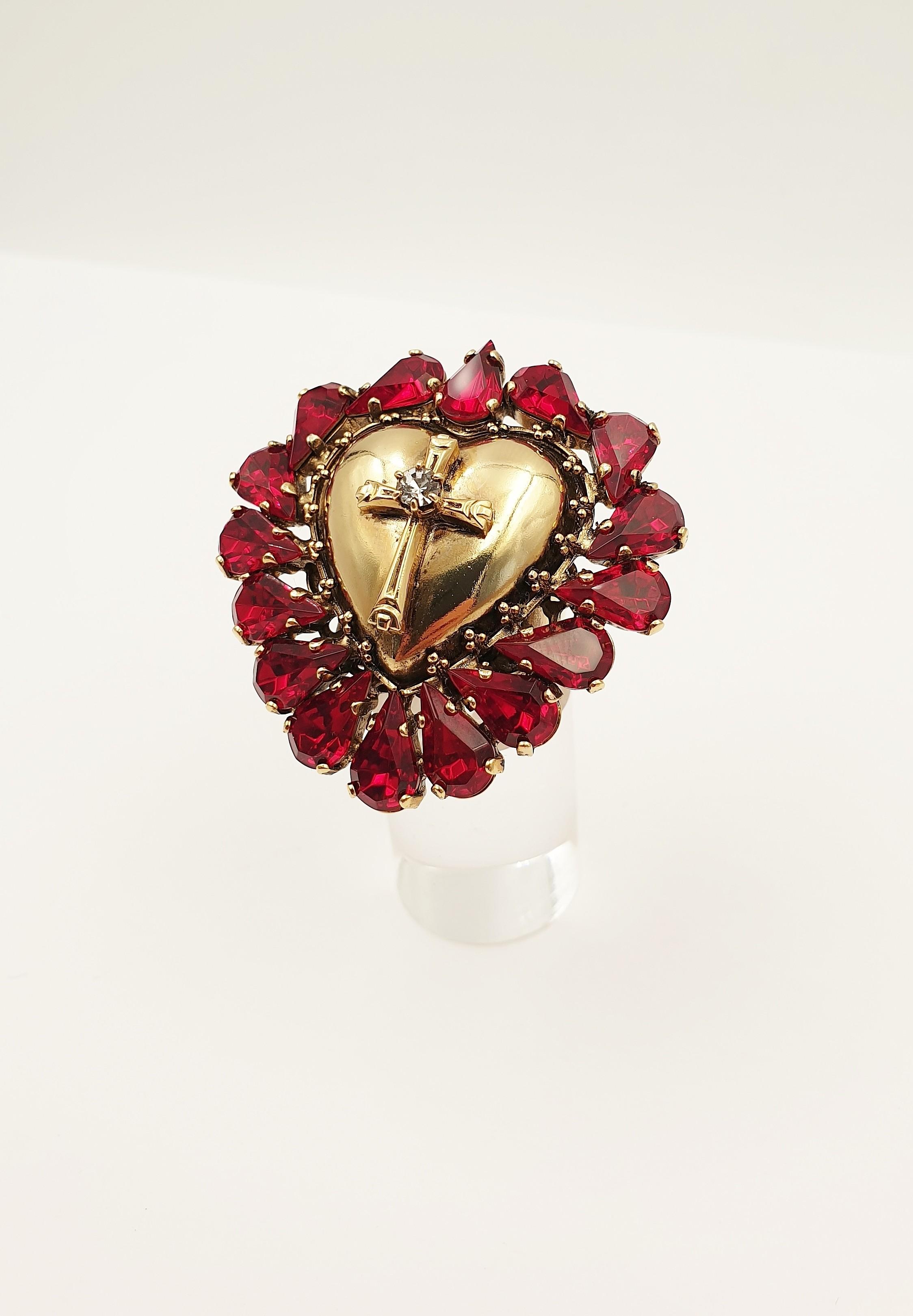 Anello cuore - 801